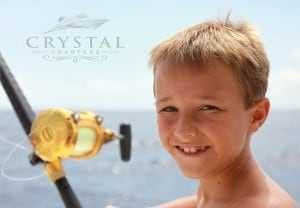 Cayman Crystal Charters fishing
