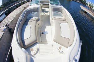 Crystal Charters Cayman Sea Ray Boat Charters