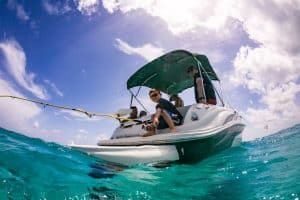 Fishing for Reef fish
