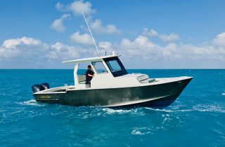 33ft Albury Brother - Crystal Charters Cayman
