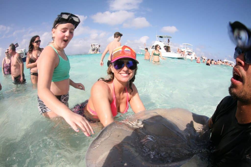 Private Stingray City Charter Cayman