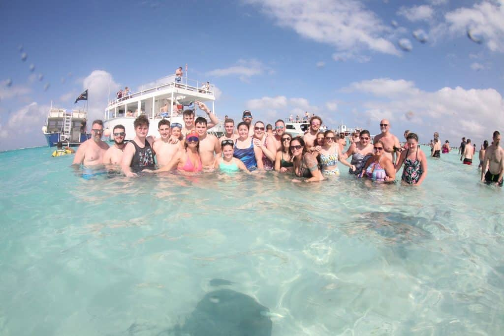 memorable. Private stingray city tours