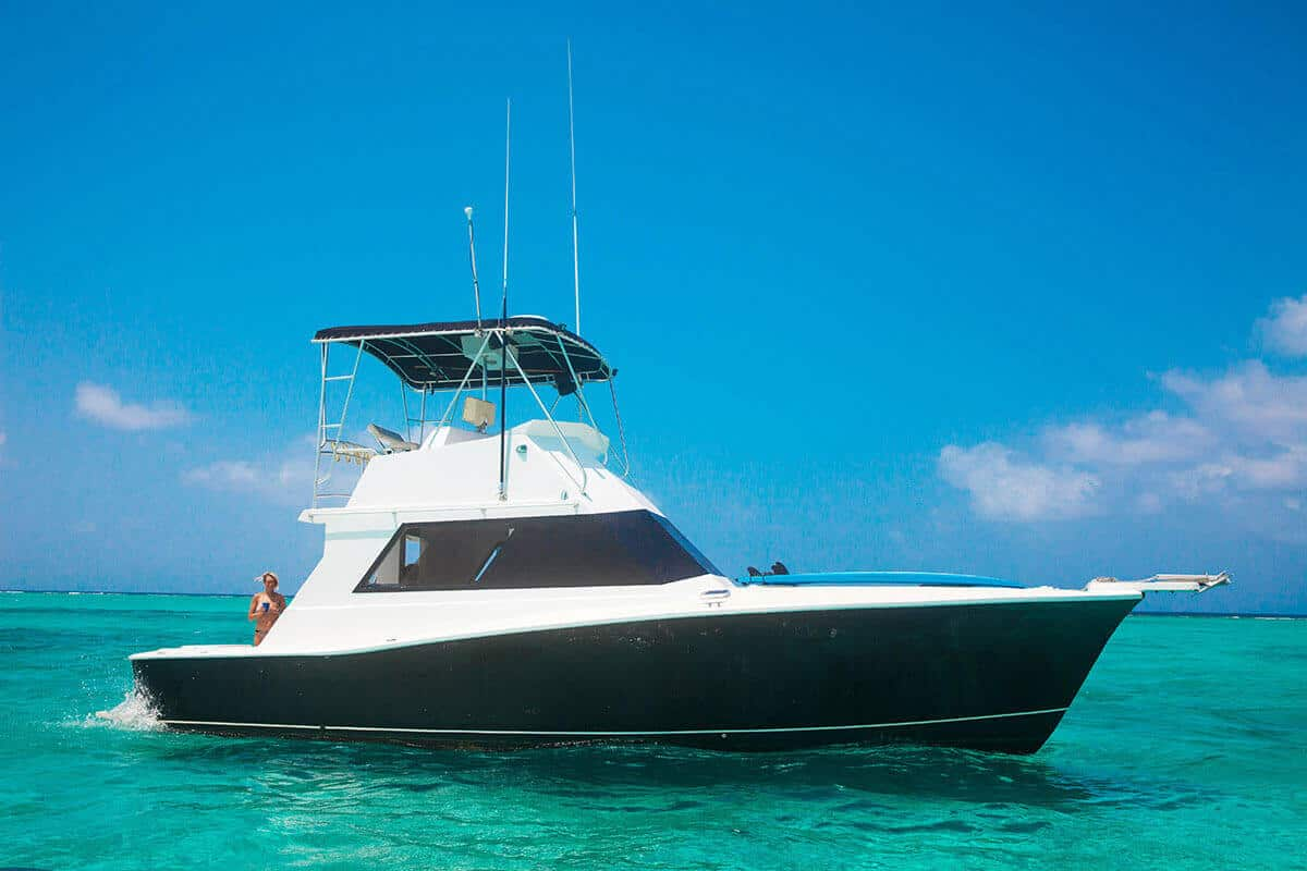 Boat Charter Cayman