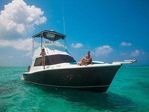 Boat Charter Cayman