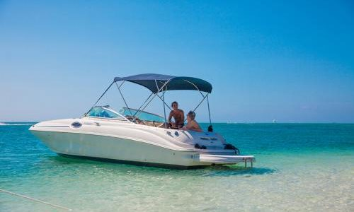 Private Boat tour in Cayman