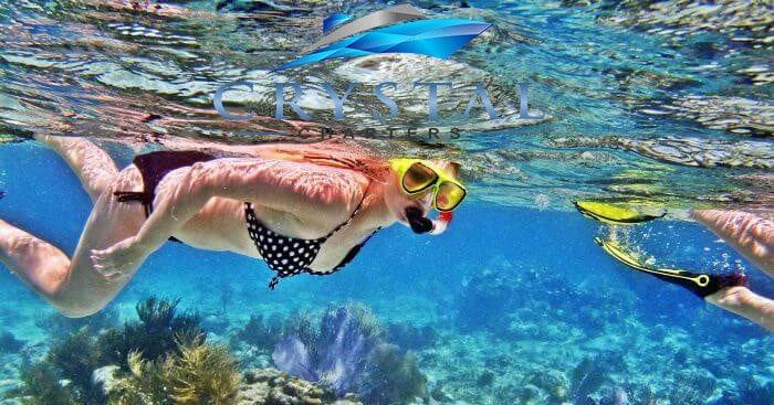 Watersports snorkelling