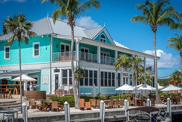 George Town Yacht Club - Restaurants in Grand Cayman