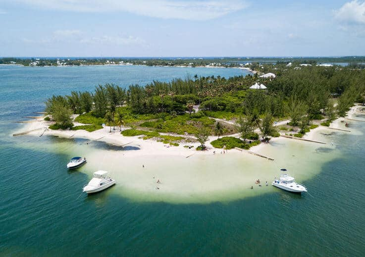 Starfish Point Tours - Grand Cayman Boat Charters